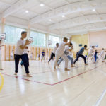 capoeira workshop kids riga