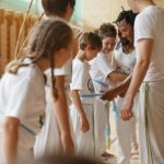 capoeira latvia kids