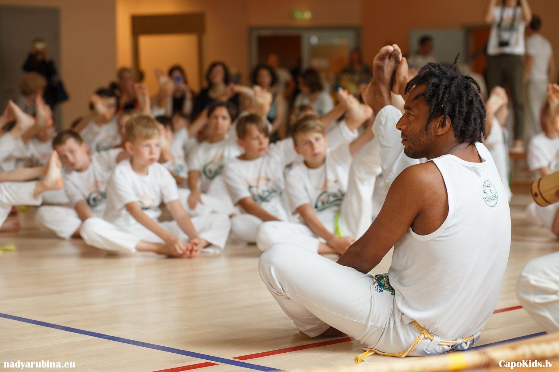 Capokids capoeira festival 2019
