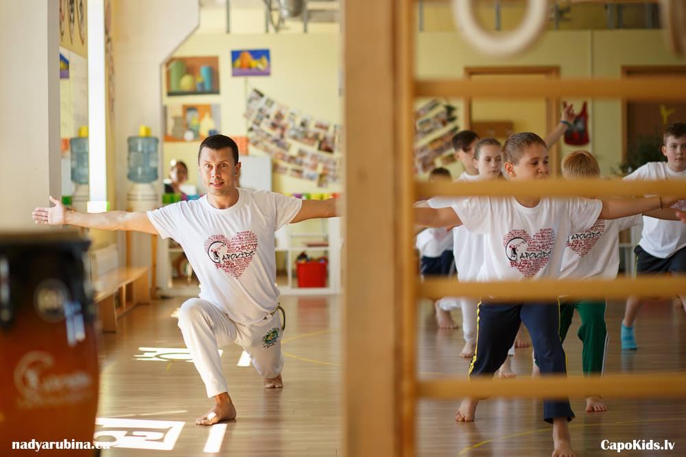 Capoeira Master Thesis