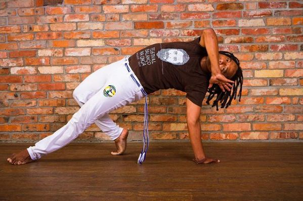 Capoeira with Mestre Chicote